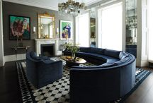 Living Areas / by Ampersand Design