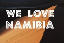 We Love Namibia / by Yettio Travel Magazine