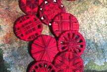 Dorset buttons Zwirnknopfe