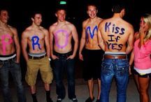 Ask me to PROM / by Courtney Killingsworth