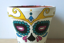 holiday | dia de los muertos / Inspiration for this coming DdLM / by Krystal Peralta