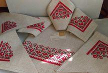 arts de la table / table cloth