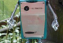 Radio Robot