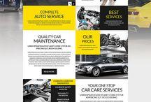 CAR WEBSITE IDEAS