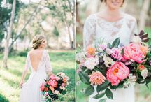 Spring Bridal Photoshoot