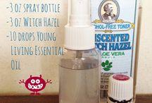 Essential Oil Essentials / by Branalyn Dailey