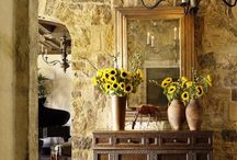 Italian spaces / by Bobbie Geddes
