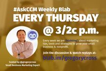 #AskCCM / All the answers to your small business and social media questions. If you don't see the answer to your question, tweet us using #AskCCM