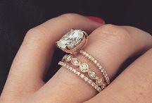 Dream rings and wedding things