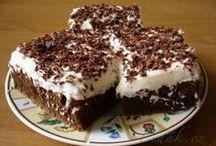Luxusní bláznivý koláč