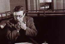 Escritores em Cafés