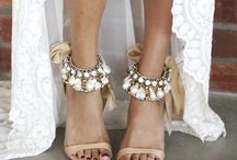 Boho Luxe Bridal Footwear