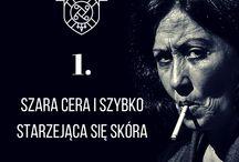 Palenie nie jest sexy / 10 powodów dlaczego palenie nie jest sexy. #ustrzelfajke z #RKBN
