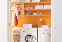 luandry room