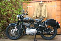 Classic Motorcycles / This is a collection of photos sent in from happy customers around the world!   classicpartsltd.com