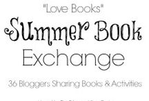 Summer book exchange  / Ideas on how to do a summer book exchange
