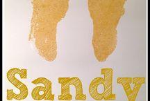 Play Ideas with Sand
