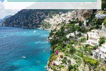 Travel - The Amalfi Coast
