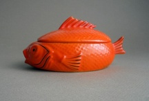 Fish dishes / Funky crockery to compliment your fish!