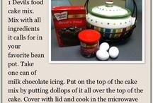 Bean pot recipes / by Terry Hudman