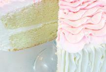 Cake, cake and more CAKE!!