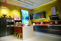 Top Bright & Bold Kitchens