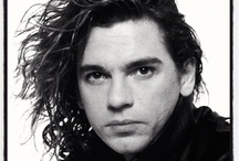 Michael Hutchence / In loving memory of Michael Hutchence / by INXS