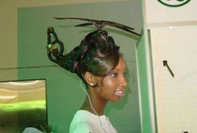 hair helicopter