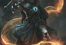 Mage /sorcerer/paladin