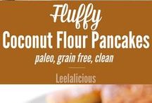 Coconut flour goods / Good for u