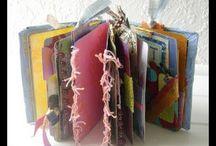 Art journaling / Tutorials and ideas