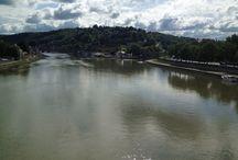 Namur / Découvrez une des plus belle région de Belgique sur ce tableau.
