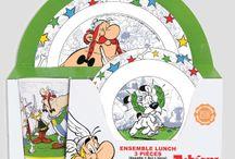 Asterix & Obelix / Characters from Astérix et Obélix