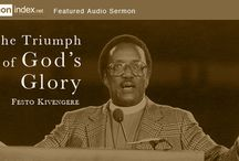 Featured Audio Sermons / Follow this board for the monthly featured audio sermon by SermonIndex.