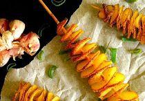 Sprężynkowe ziemniaki