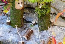 Kinder Wald