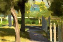 Painting - Clarice Beckett