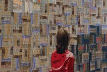 Luke Haynes / Art quilts