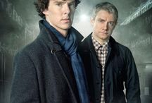 Sherlock / Anderson, don't talk out loud. You lower the IQ of the entire street.  / by Kate