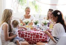 Dandi Baby Shower & High Tea Decorating / Decorating tips and tricks for the perfect table