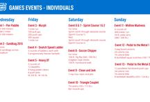 CrossFit Games Events