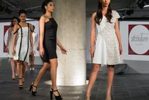 SFCouture LA runway / SFCouture 'moonlight' collection