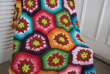 Blankets to Crochet / everything gorgeous in blankets