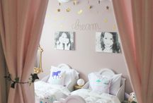 Unicorn sisters room