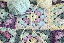 Crochet Away / There's nothing more comforting than a beautiful crocheted quilt, made with love♥