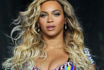 Beyonce / by Madison Wilson