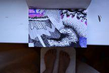 mega.sketch / рисунки