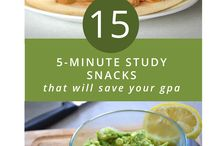 Study Snacks / Study snacks to help you stay focused and enjoy studying. *** Study treats, brain food, hydration, study snacks, tea, coffee, smoothies, snacks, sweets, treats
