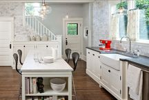 kitchens / by Nancy Slevin
