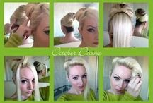 Pin-up/ Vintage Hair Styles